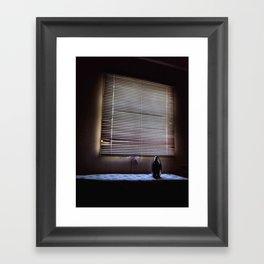 simple life Framed Art Print
