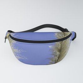 Floral Pointers Poster Fanny Pack