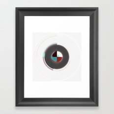 Time Management Framed Art Print