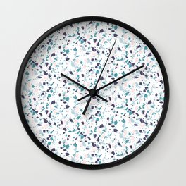 Terrazzo Granite | by Kukka Wall Clock