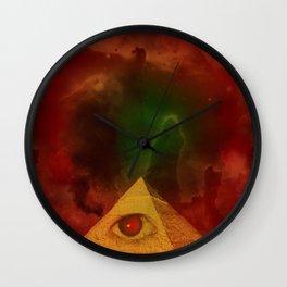Baphomet VI Wall Clock