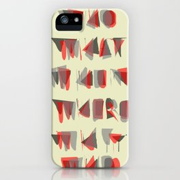 GIMME ALL THE DETAILS iPhone Case