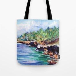 Maha'ulepu Heritage Trail Tote Bag