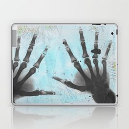The Good Father's Hands Laptop & iPad Skin