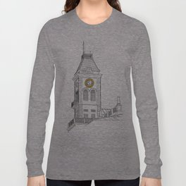 House of Wonders, Zanzibar Long Sleeve T-shirt
