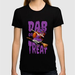 Halloween Dab Dabbing Witch T-shirt