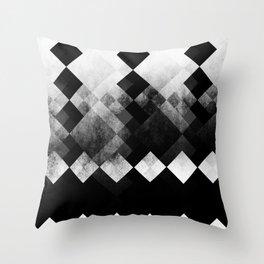 Abstract XVI Throw Pillow