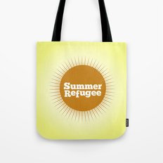 Summer Refugee Tote Bag