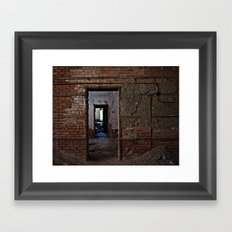 doors II Framed Art Print