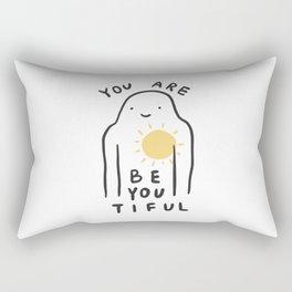 You are Be You Tiful Rectangular Pillow