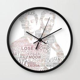 STEREK Wall Clock