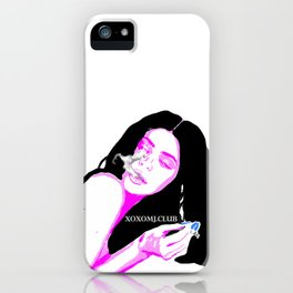 Side Eye That Kills II iPhone Case