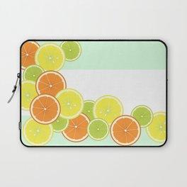 Citrus Fruits Laptop Sleeve