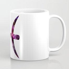 Galactic Pisces Coffee Mug