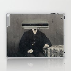Faces of the Past: VCR Laptop & iPad Skin