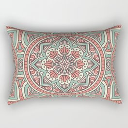 Batik Style 10 Rectangular Pillow