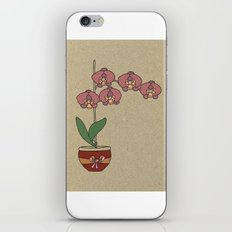orchid nr2 iPhone & iPod Skin