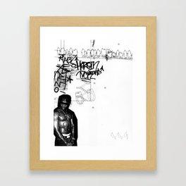AutoCUNT 005 Framed Art Print
