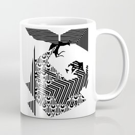 fray Coffee Mug
