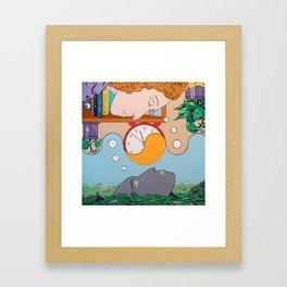 LUCIDREAM Framed Art Print