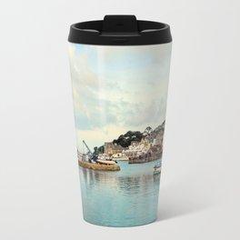Fishing town Travel Mug