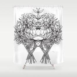 Eldritch Shower Curtain
