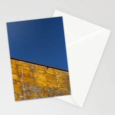 yellow-blue Stationery Cards