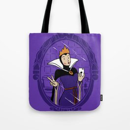 Mirror Mirror On The Wall #duckface Tote Bag