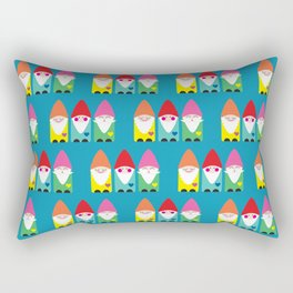 The BFF Gnomes II Rectangular Pillow