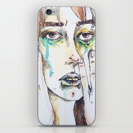 Mournings iPhone Skin
