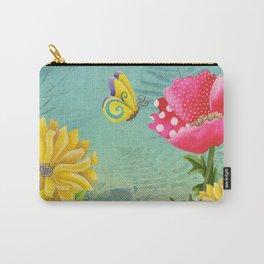 Wondrous Garden Carry-All Pouch