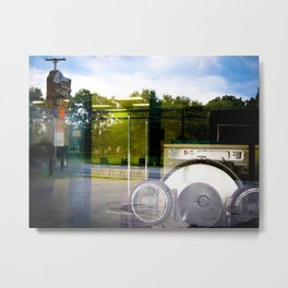 The Soap Opera Metal Print