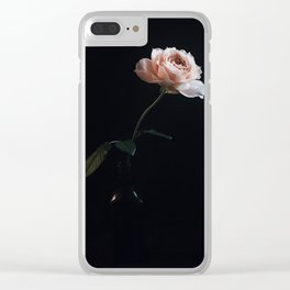 The Rose Clear iPhone Case