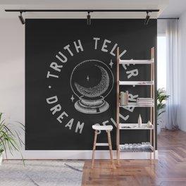 Truth Teller Dream Seller Wall Mural