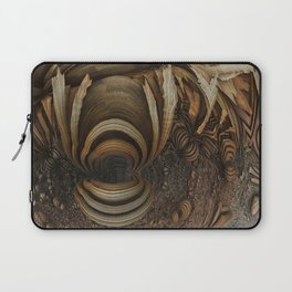 wood-chips Laptop Sleeve