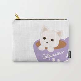 Mirai Maid Cafe Catpuccino Carry-All Pouch