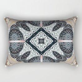 Art Nouveau Beauty Rectangular Pillow