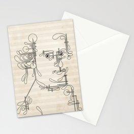Custom made Mozart Stationery Cards