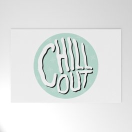 Chill Out Welcome Mat