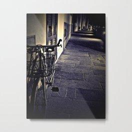 Trapani (Italy) - Mura di Tramontana Metal Print