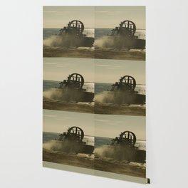 Hovercraft gold Wallpaper