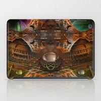 oz iPad Cases featuring Oz by Robin Curtiss