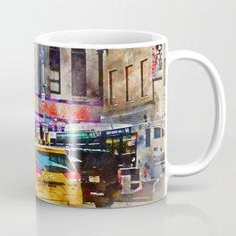 Radio City NYC Coffee Mug