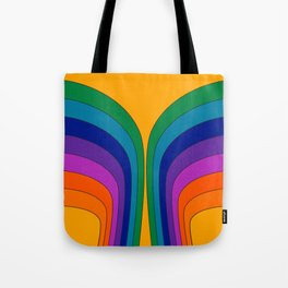Summertime Wing Tote Bag