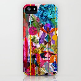 Aimee's World iPhone Case