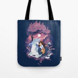 Last Unicorn + Dan Avidan Tote Bag
