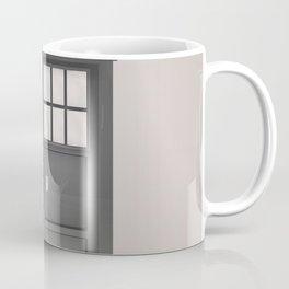 Vintage Police Box Coffee Mug