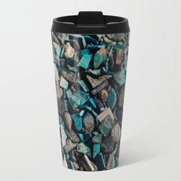Turquoise & Teal Travel Mug