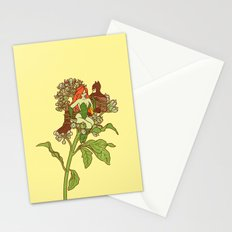 Toxicodendron radicans Stationery Cards