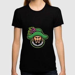 Minstrel Mascot T-shirt